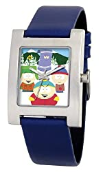 South Park Men's D1527S094 Kuban Collection Towelie Blue Leather Watch