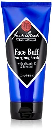 Jack Black Face Buff Energizing Scrub, 6 fl. oz.
