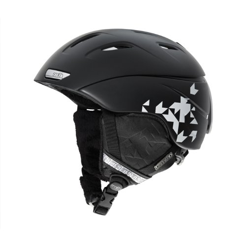 Smith Helm Intrigue, black facet, 55-59E006259MF5559