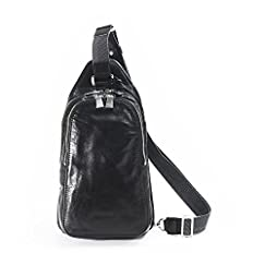 【正規販売店】アニアリ AL ボディバッグ2 Antique Leather Body Bag 2 ANIARY 01-07004 Black