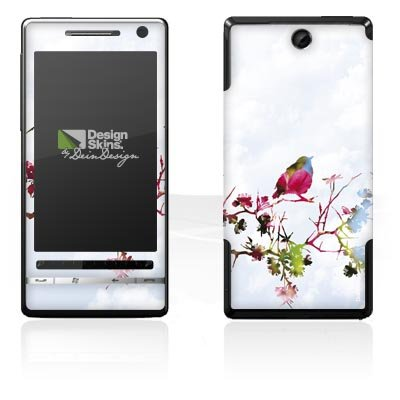 Design Skins für O2 XDA Diamond 2 - Cherry Blossoms Design Folie