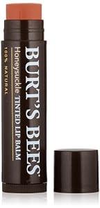 (8折)Burt's Bees 小蜜蜂 金银花润唇膏 0.15盎司 SS $$6.74 Burt's Bees Tinted