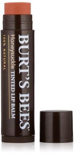 Burt's Bees Tinted Lip Balm, Honeysuckle, 0.15 Ounce
