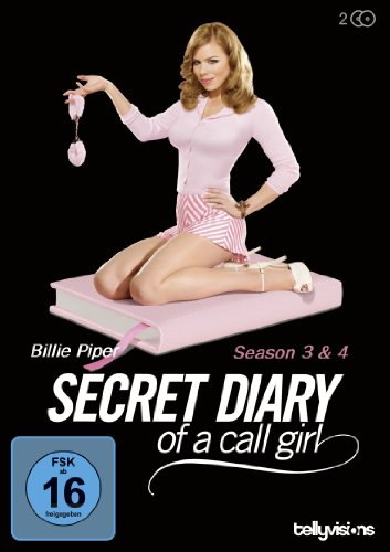 Secret Diary of a Call Girl - Season 3 & 4 [2 DVDs]