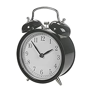 Ikea Alarm Clock Black Home Kitchen