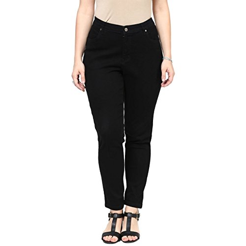 Alto-Moda-by-Pantaloons-Womens-Solid-Casual-Jegging