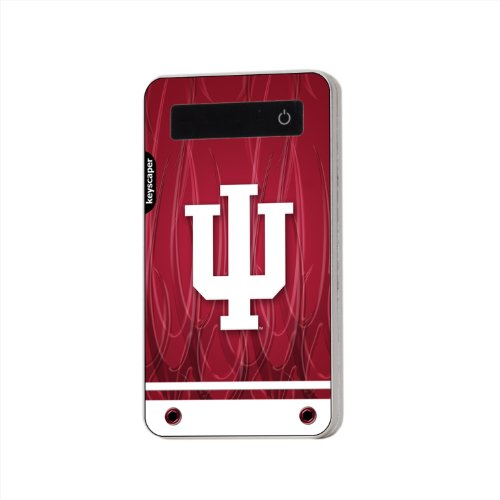 Indiana Hoosiers 4000Mah Portable Usb Charger Ghost Ncaa