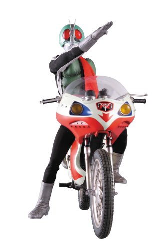 Real Action Heroes DX 仮面ライダー新1号 Ver.2.5 & 新サイクロン号