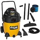 Shop-Vac 9626810 6.5 Peak HP Wet Dry Vacuum, 32-Gallon