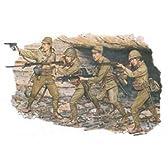 DRAGON 1/35スケール 【6044】日本陸軍兵士 硫黄島1945 '39-'45 シリーズ