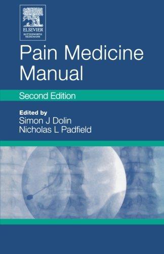 Pain Medicine Manual, 2E
