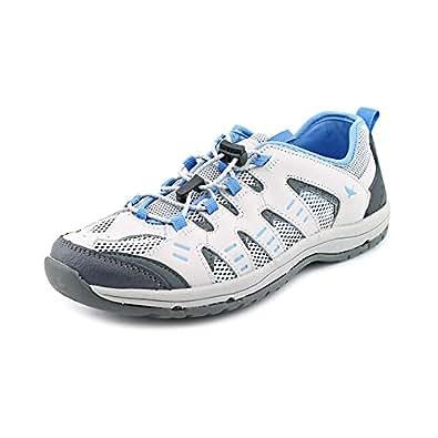 eddie bauer white trail shoes