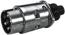 Carpoint CPT0429505 Trailerplug 7 polos Metal