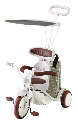 iimo TRICYCLE 03 Confort Brown (ブラウン)