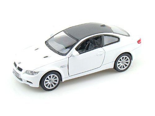 "5"" BMW M3 Coupe 1:36 Scale (White) - 1"