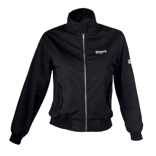 Lonsdale Giubbino Kelly Nero 3XL (UK XXL)