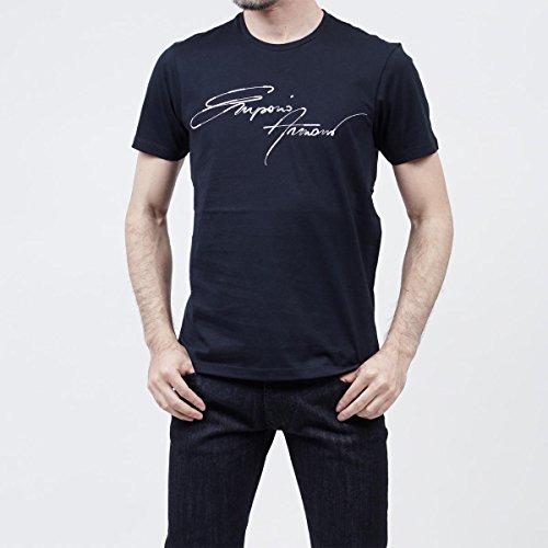 (エンポリオアルマーニ) EMPORIO ARMANI クルーネックTシャツ BLUE [並行輸入品]