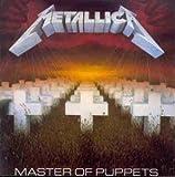 Metallica Master of Puppets [CASSETTE]