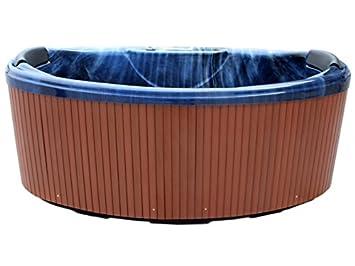 spa 2 personnes mahe mahe bleu cuisine maison m48. Black Bedroom Furniture Sets. Home Design Ideas