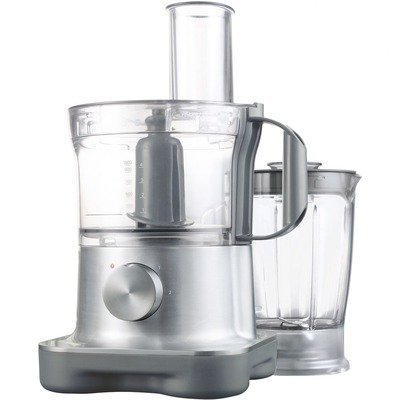 Today DeLonghi 9-Cup Capacity Food Processor with Integrated Blender, Can Easily Adjust Rotation and Power, Features a Serrated Stainless Steel Chopping Blades, Dough Tool, Thick and Thin Slice/Shred Disc, with a Saftey Interlocking System, BONUS Includes 40-Ounce Blender Attachment  Best Offer