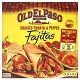 Old El Paso Roasted Tomato & Pepper Fajitas 500G