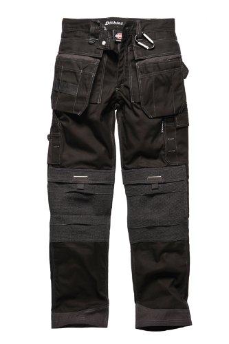 Dickies Eisenhower multi-pocket pro trouser Black 36/R