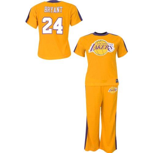 Los Angeles Lakers Kobe Bryant Pajama Set - FindGift.com