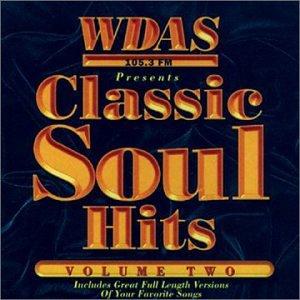 soul classic hits wdas fm volume oldies amazon cd artists music 3fm 1997 various