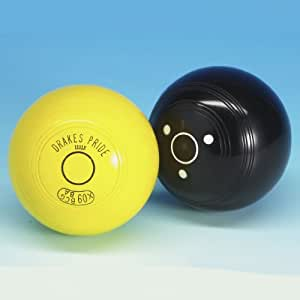 Drakes Pride Standard Crown Green Bowls Yellow Jack