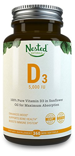 Vitamin-D3-5000-IU-Bovine-Free-Mini-Softgels-Premium-Quality-D3-in-Sunflower-Oil-Cold-Pressed-Certified-Organic-Extra-Virgin-Olive-Oil-Non-GMO-Nested-Naturals