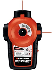 Black & Decker BDL400S Bullseye Crosshair 90-Degree Auto Leveling Interior Line Laser at Sears.com