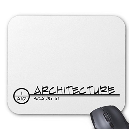 Diy Mousepad Architecture Drawing Title Mousepad Dark