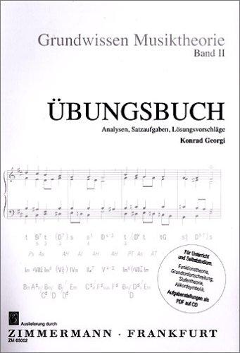 Übungsbuch II