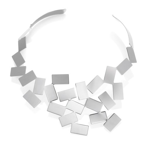 "Alessi Alessi ""Fiato Sul Collo"" Collar Necklace By Alessi"