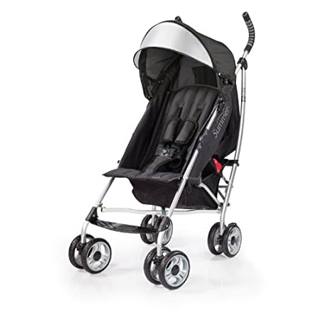 HOLIDAY SPOILER ALERT: Because this item normally ships in its original packaging, it may be visible upon delivery. We apologize for any inconvenience this may cause.Summer 3D Lite Convenience Stroller - BlackThe 3D lite Stroller is a durable strolle...