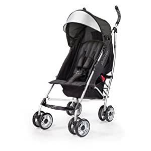 Summer Infant 2014 3D Lite Convenience Stroller, Black (Older Version)
