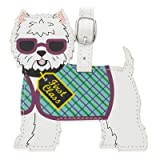 LittleGifts Westie Luggage Tag