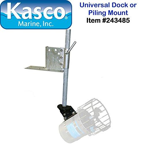 Kasco universal dock mount 243485 727168243857 for Kasco marine de icer motor