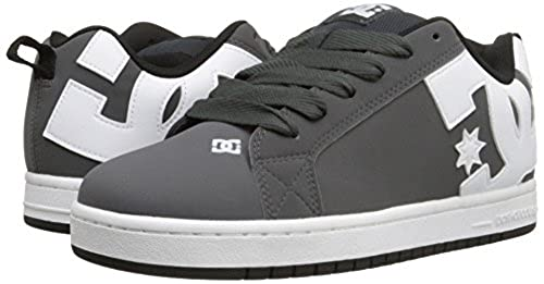 05. DC Men's Court Graffik Skate Shoe