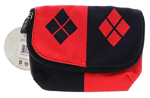DC Comics Harley Quinn Mini Crossbody Bag