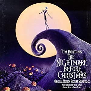 Danny Elfman - The Nightmare Before Christmas OST (1993)