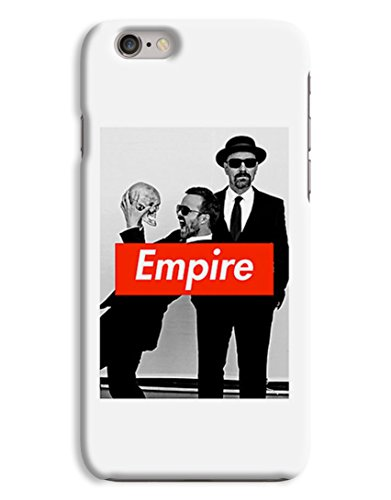 Empire - Walter White Jesse Pinkman Breaking Bad 3D Printed Design iPhone 6 Hard Case Protective Cover Shell