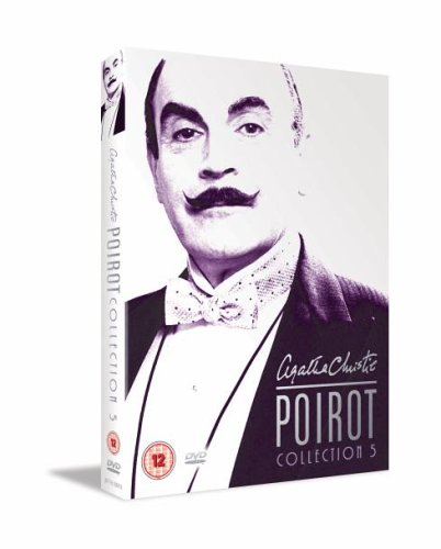 Agatha Christie's Poirot - Collection 5 [DVD]