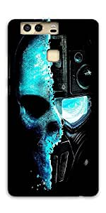 Huawei P9 Back Cover/Designer Back Cover For Huawei P9