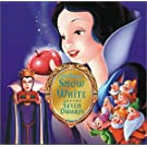 Snow White & The Seven Dwarfs (CDRom audio - K7 + Book)