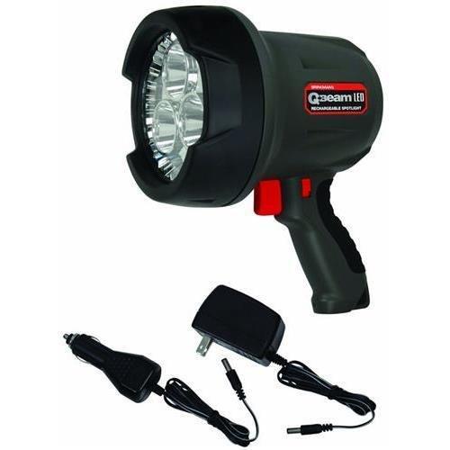 Brinkmann 800-2801-S 3 Led Rechargeable Spotlight - 450 Lumens, Beam Distance - 400M, Bright White