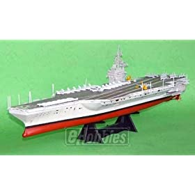 The completed USS George Washington Model