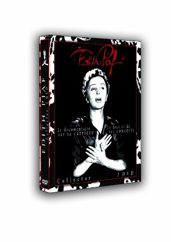 Edith Piaf : Les best of de ses concerts - Le documentaire sur sa carrière (Double DVD collector) [Edizione: Francia]