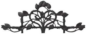 Whitehall Products Vine and Trellis Hose Holder - Black