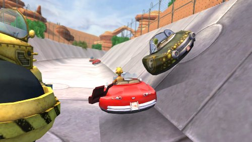 Planet 51 The Game screenshot